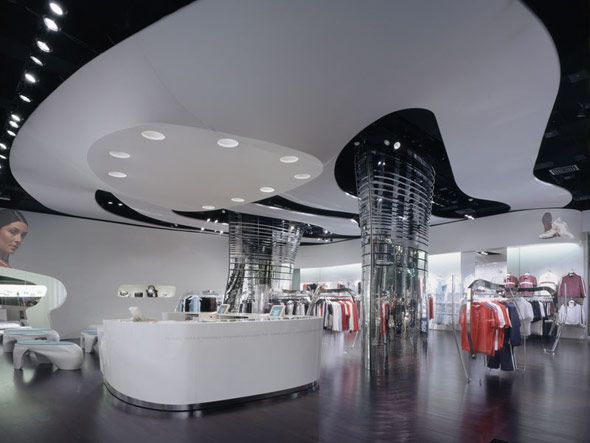Instore design | Fila | Italy