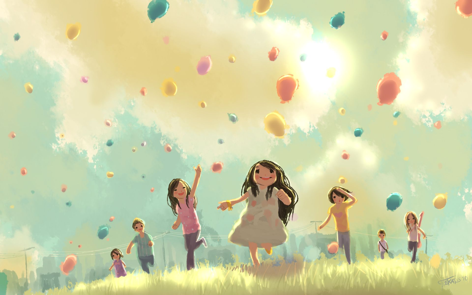 Happy Children Wallpapers : Find Best Latest Happy