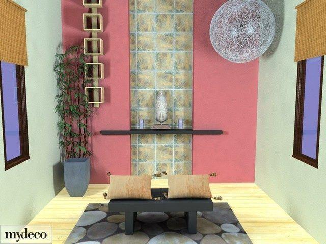 33 Minimalist Meditation Room Design Ideas   DigsDigs   HOME ...