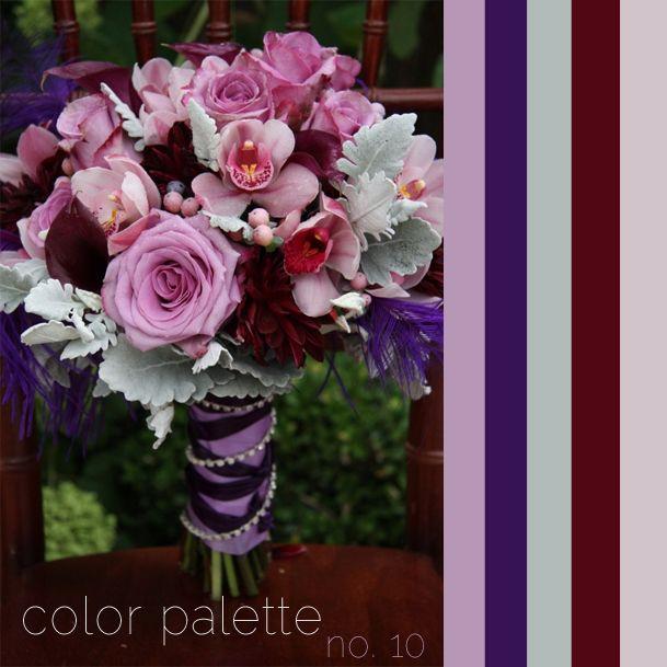 AMH, not bad - Colour Palette No. 10: Lavender, Deep Purple + ...
