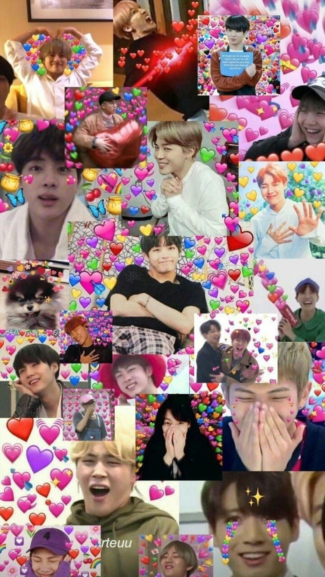 Seojun's wallpaper