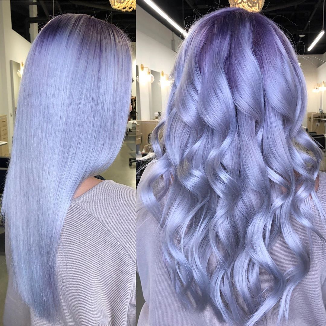 Image about purple hair in Hairstyle by Hair & Hai