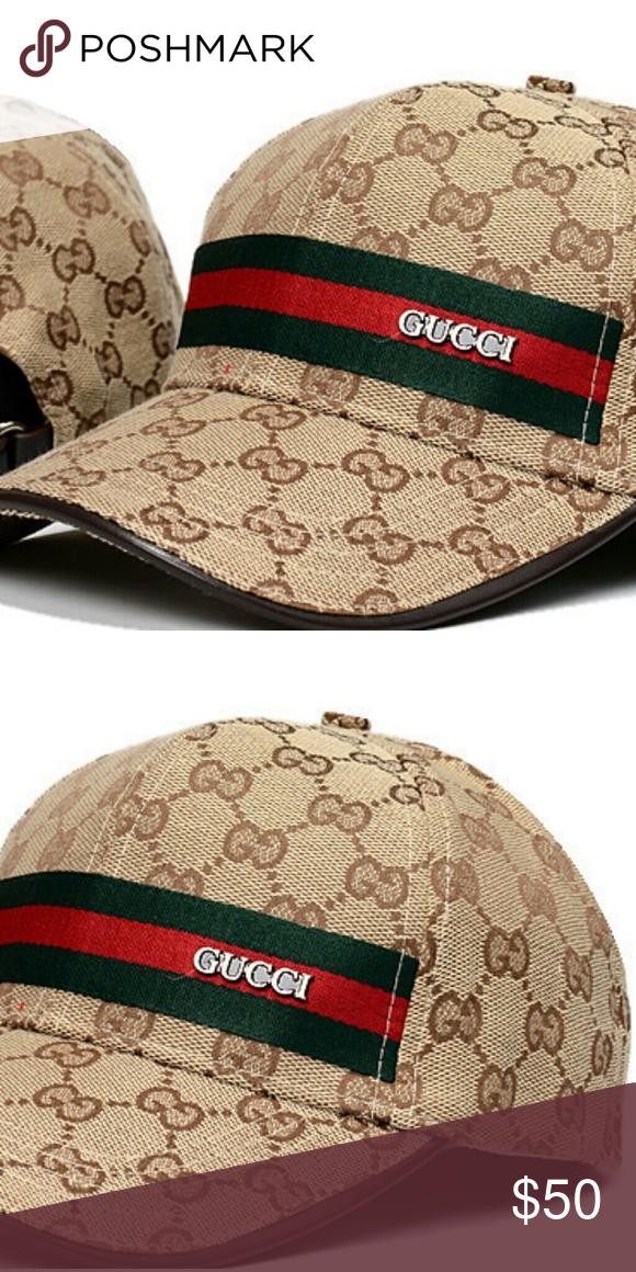 52e2e8ea70e Gucci hat Gucci Hat Unisex Gucci Accessories Hats