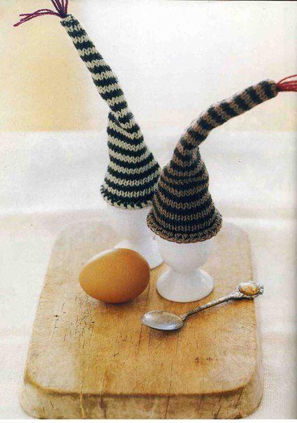 nikki gabriel: Egg Warmers