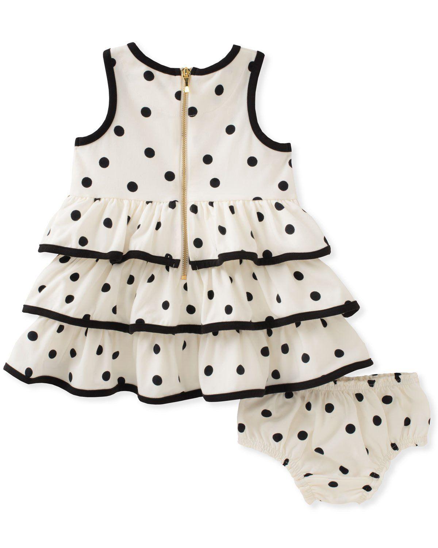 4b1946ae4576 kate spade new york Tiered Ruffle Dress w  Bloomers