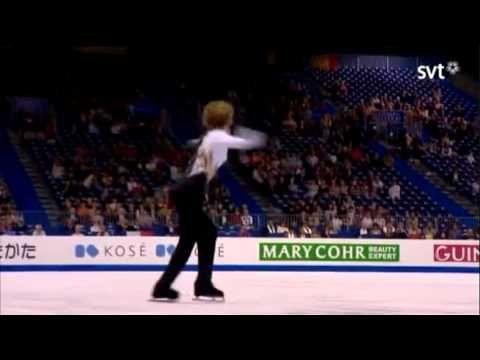 Misha Ge Swan SP: Worlds 2012 Nice