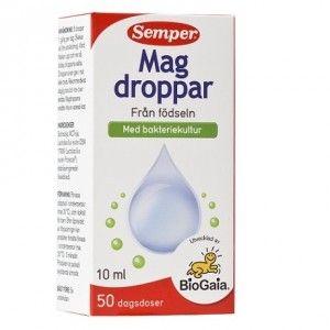 SEMPER Magdroppar 10ml