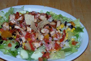Breaking the recipe rut: Chili's Caribbean Salad