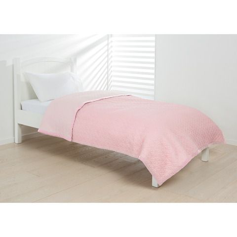 Elise Coverlet - Single | Kmart | Livvy\'s bed ideas | Pinterest
