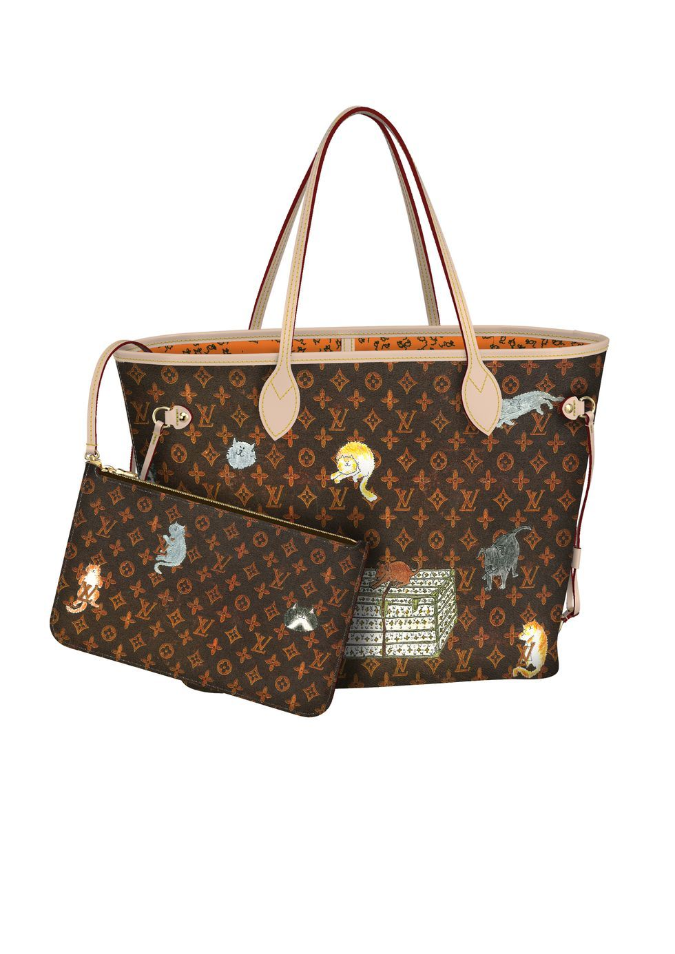 f0956a2d7986 Louis Vuitton x Grace Coddington
