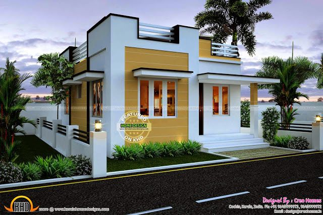 More Than 80 Pictures Of Beautiful Houses With Roof Deck Philippines House Design Bungalow House Design Kerala House Design