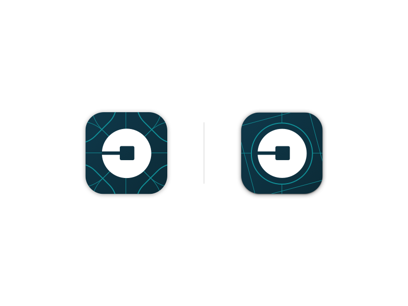 Uber Rider App Icons Uber Rider App Mobile App Icon App Icon