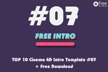 Download free new template intro to your videos on YouTube ...