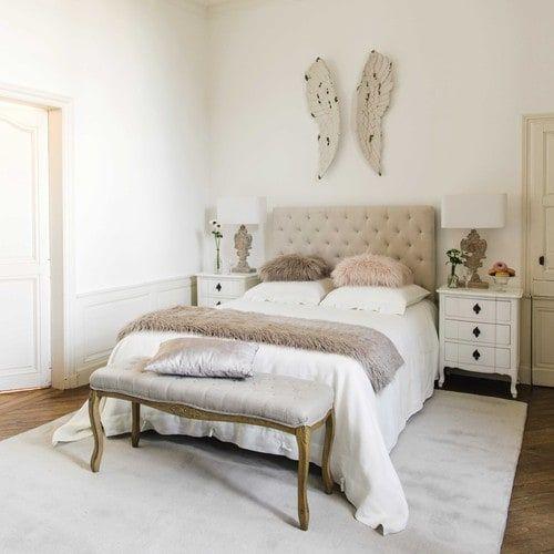 Woollen low pile rug in beige 250 x 350cm in 2020 Home