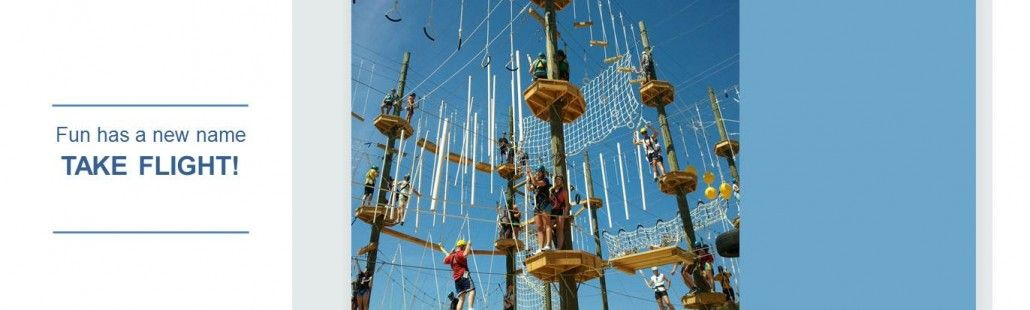 Totally On My List Of Places To Go Take Flight Adventures Take Flight Is Maine S Leading Aerial Adventure Co Maine Travel Adventure Park Summer Adventures