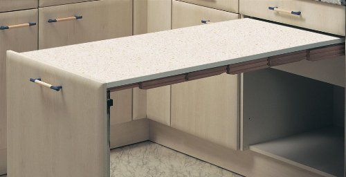 Hafele Presto Pull Out Table System By Hafele 588 03 The Presto