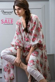 Bareeze New casual Collection 2012