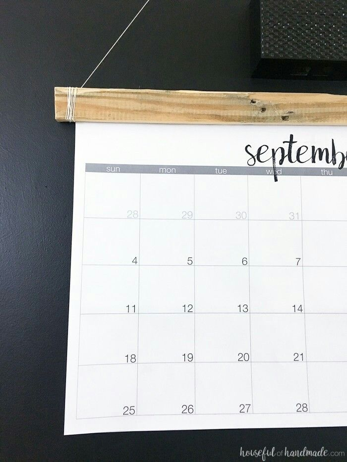 Cheap and simple Monthly planner Pinterest Monthly planner