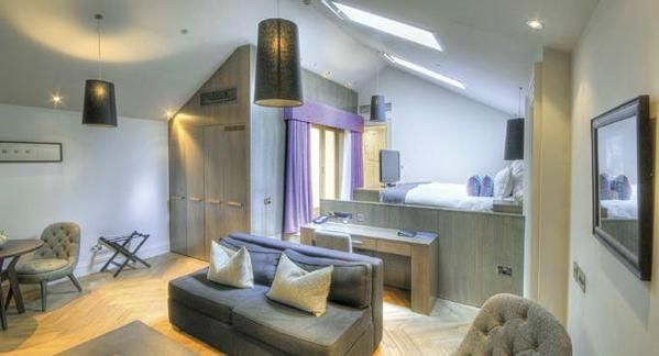 Boutique Hotels Glasgow Blythewood Square Glagow Located
