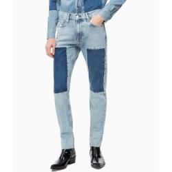 Calvin Klein Ckj 026 Slim Jeans mit Aufnähern 3332 Calvin Klein #sweateroutfits