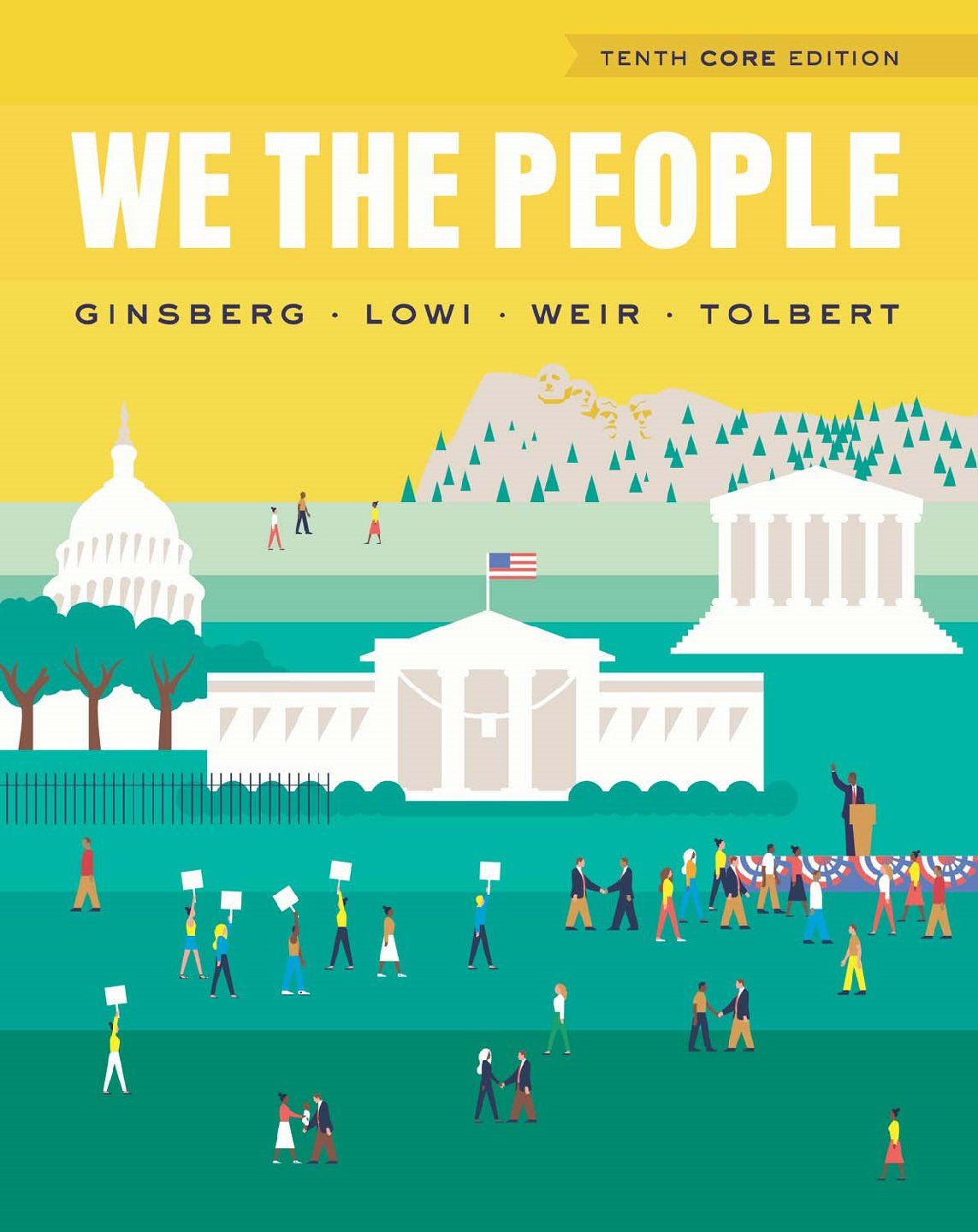 Read The Description Carefully We The People An Introduction To American  Politics Core Edition ( Pdf , Ebook ) Description