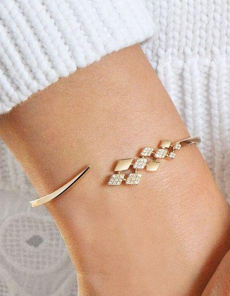 5670207cc05efc Pin by Calliope Venizelou on Rings & Jewelry   Bangle bracelets ...
