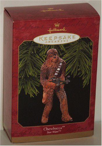 Chewbacca Star Wars Keepsake Christmas Ornament From Hallmark