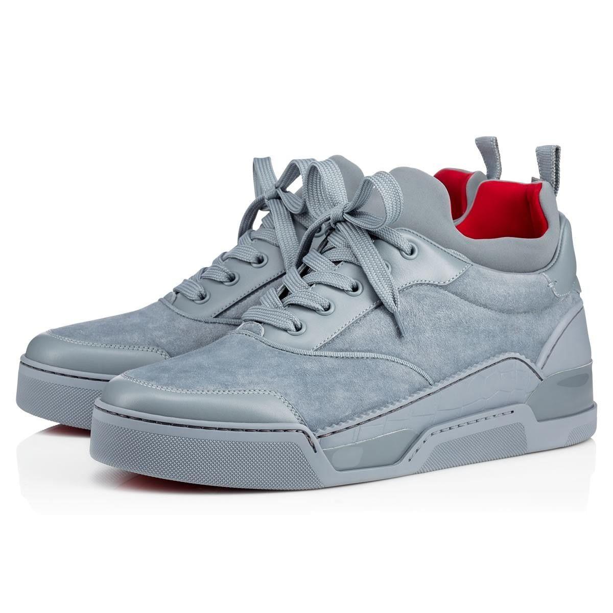 la meilleure attitude cd763 fb615 Christian Louboutin Homme – Aurelien | Sneakers in 2019 ...