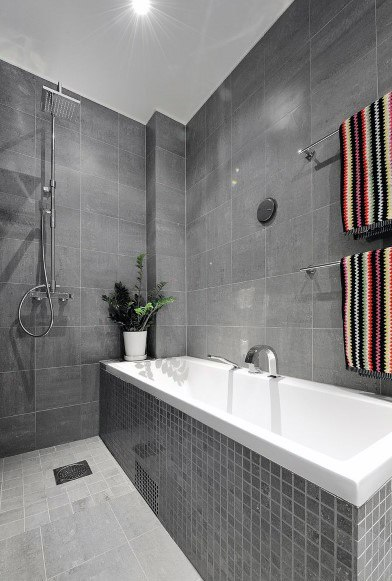 Top 60 Best Grey Bathroom Tile Ideas Neutral Interior Designs Grey Bathroom Tiles Bathroom Tile Designs Light Grey Bathrooms