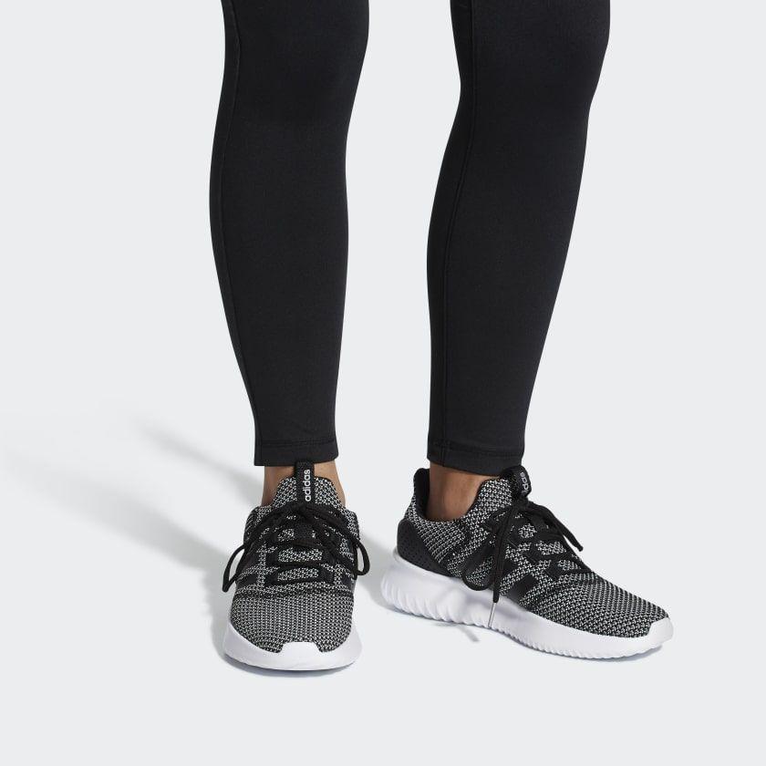 Cloudfoam Ultimate Shoes Black BC0033 | Adidas cloudfoam, Black ...