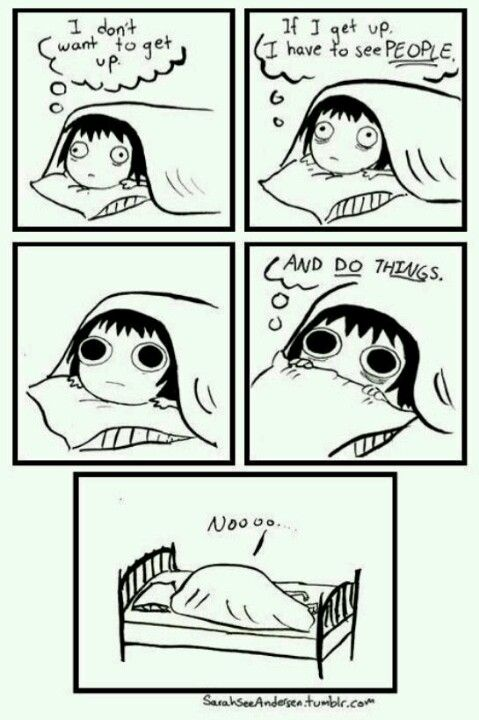 This sounds like me every day