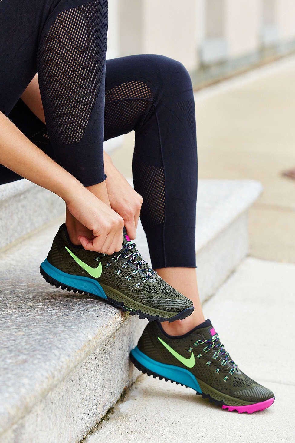 newest 980ae ba41d Nike Air Zoom Terra Kiger 3 Sneaker