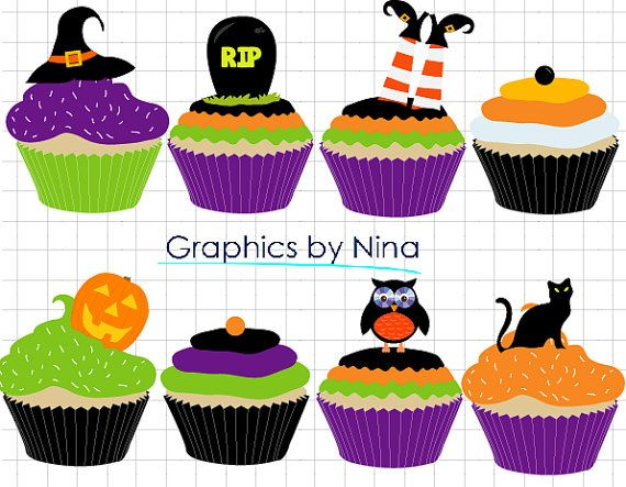Pin by Happy Sloth graphics on Halloween Food - Clipart ...