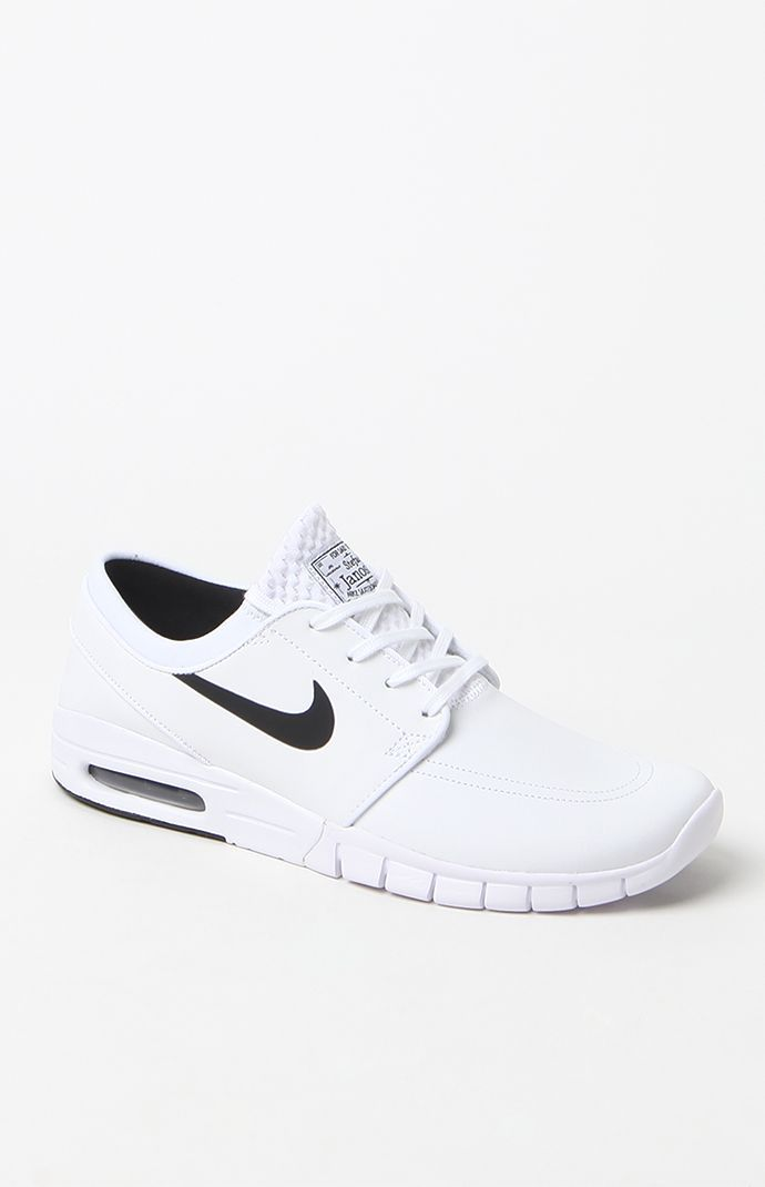 Nike SB Stefan Janoski Max Leather Shoes