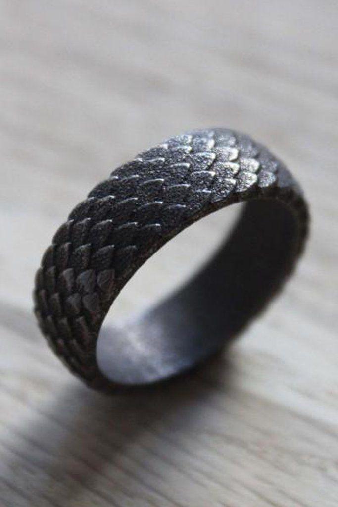 Primal Crafts Nidhog Bronze Ring