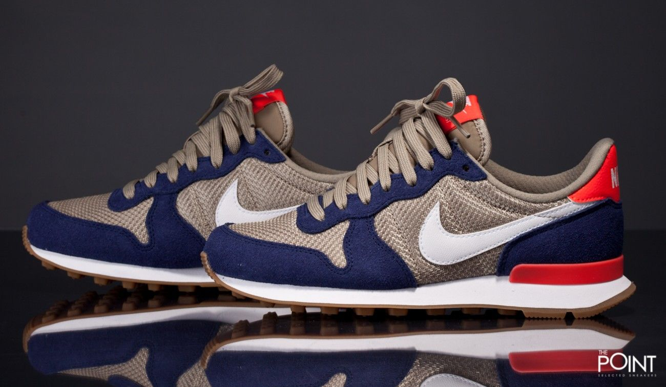 Nike Internationalist turquesa