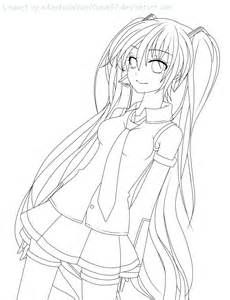 Image Result For Hatsune Miku Coloring Pages Hatsune Miku Hatsune Drawings