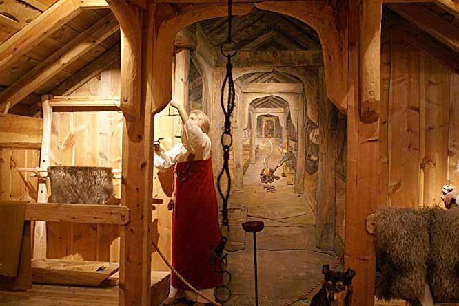 Drakkar Painting Service Viking House Viking Age Viking History
