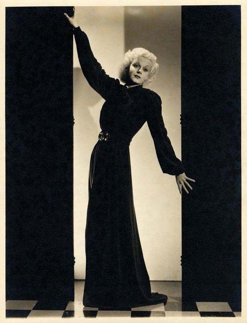 Jean Harlow Original Prints: By George Hurrell