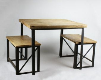 39+ Square dining table with bench seats Best Seller