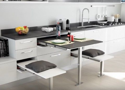 T Able Pull Out Kitchen Table Worktop Online Box15