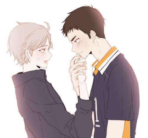 search:daisuga (Daichi x Suga) Boy x Boy Don't like it? Don