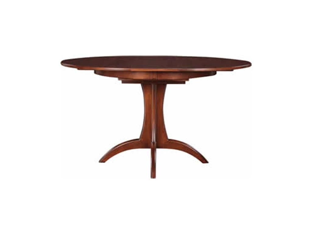 Nichols And Stone Dining Room Wellfleet Round Pedestal Table Ns 2962 Callan Furniture St Cloud Waite Park Mn