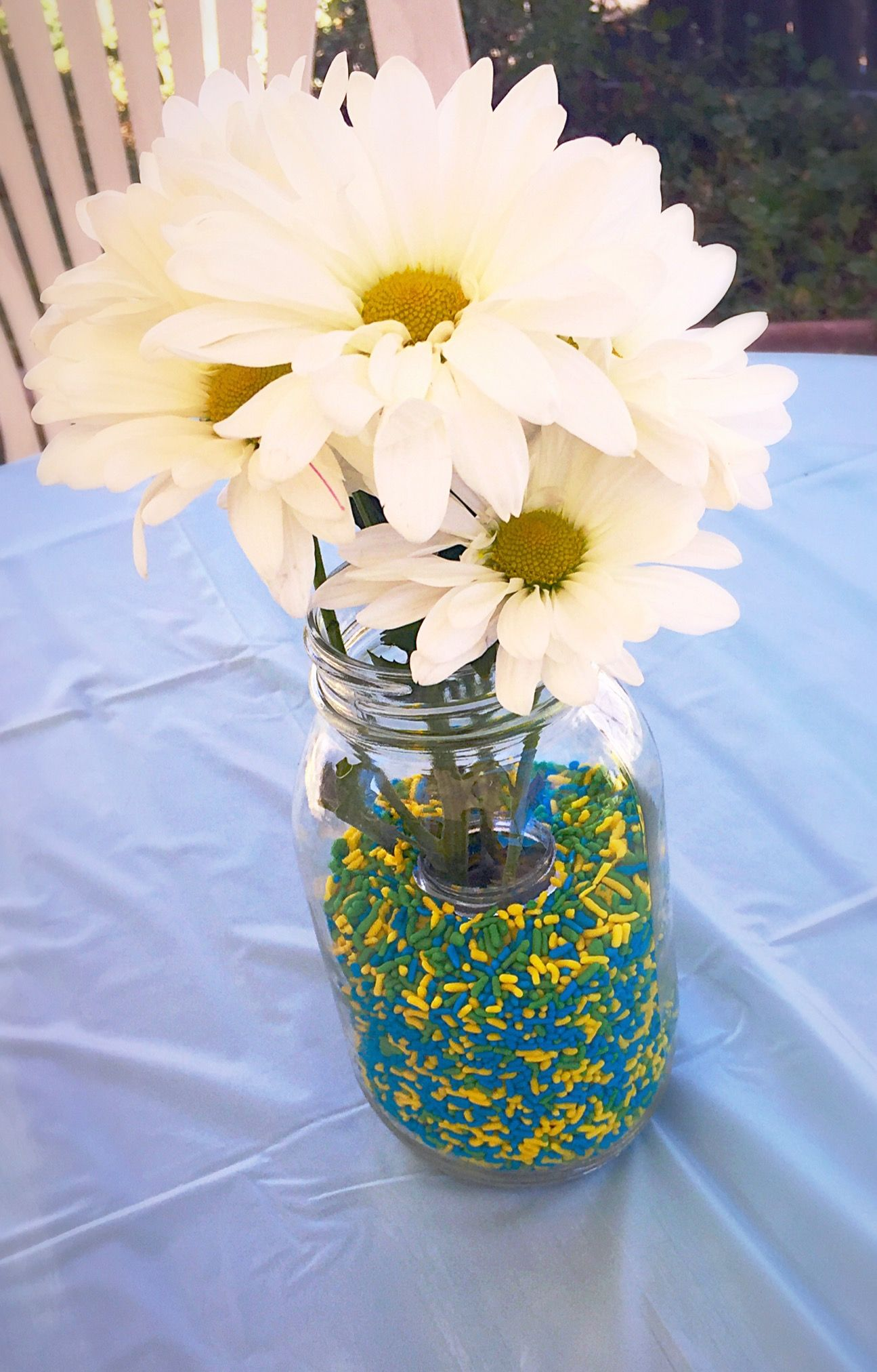 Baby sprinkle centerpiece table decorations baby