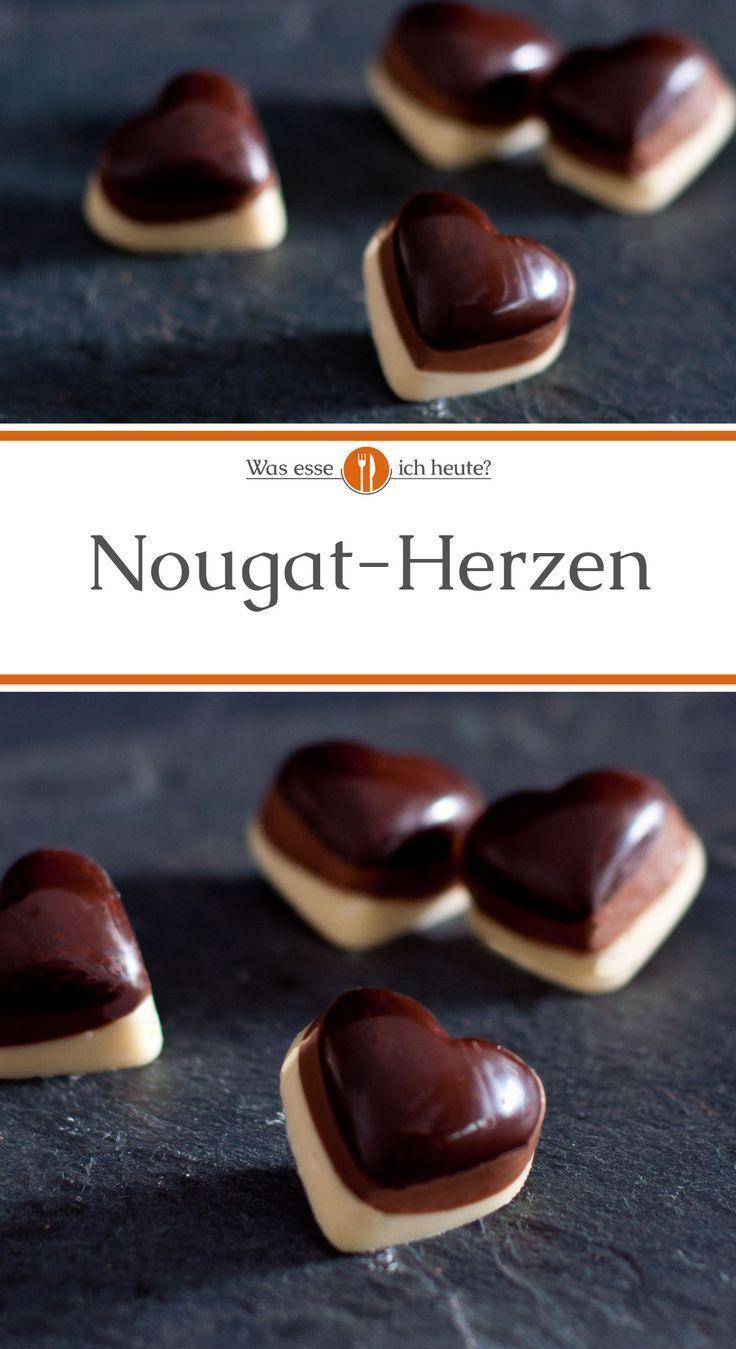 Photo of Leckeres Nougat-Herzen Rezept- Was esse ich Heute? – Fotografie