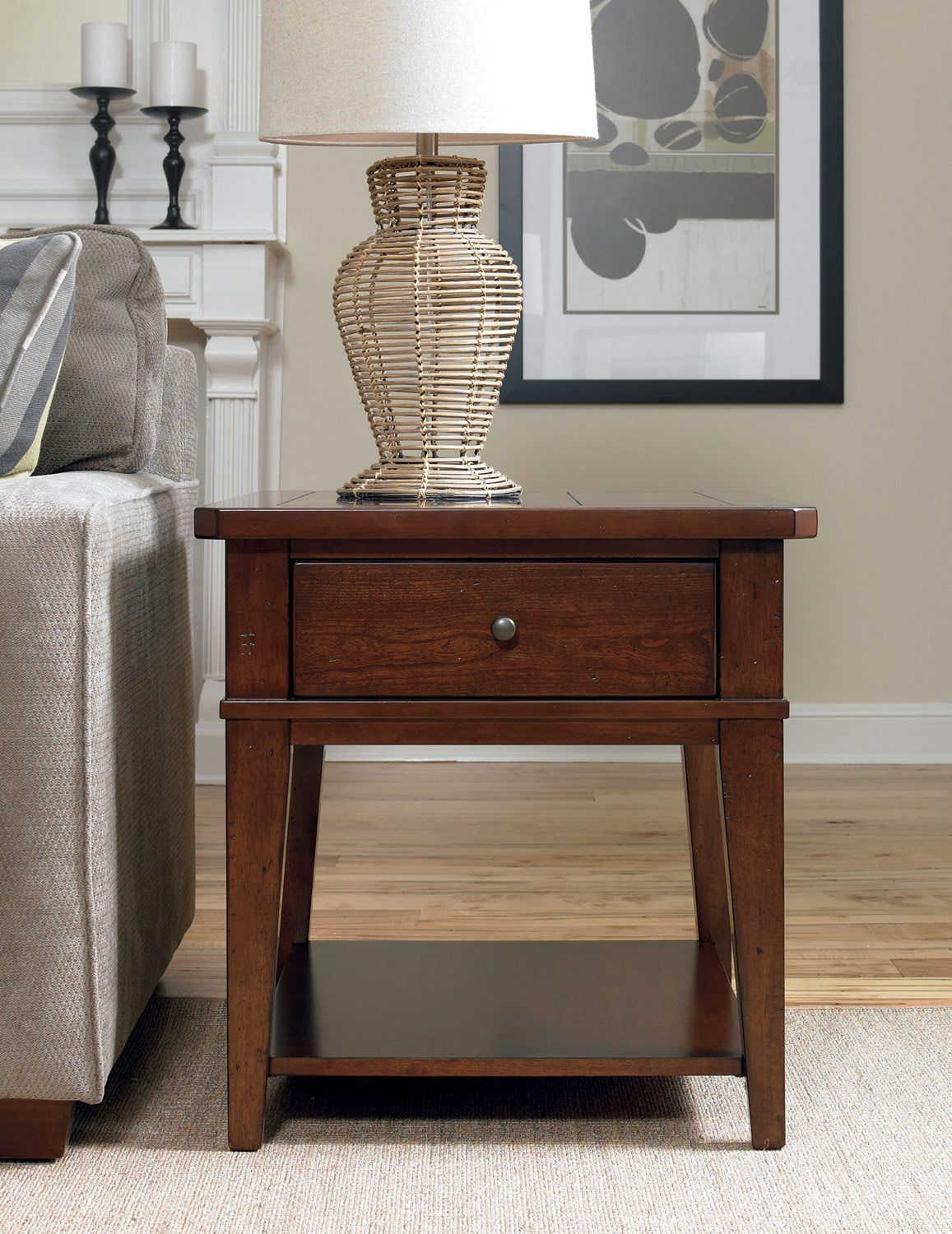 Pin On Nightstands End Tables