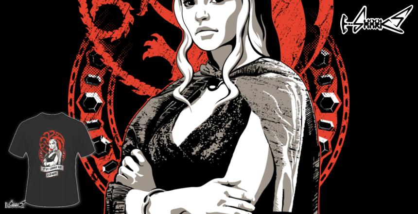 Designed ByInaco Daenerys T Shirts Targaryen On rBWQeECdxo