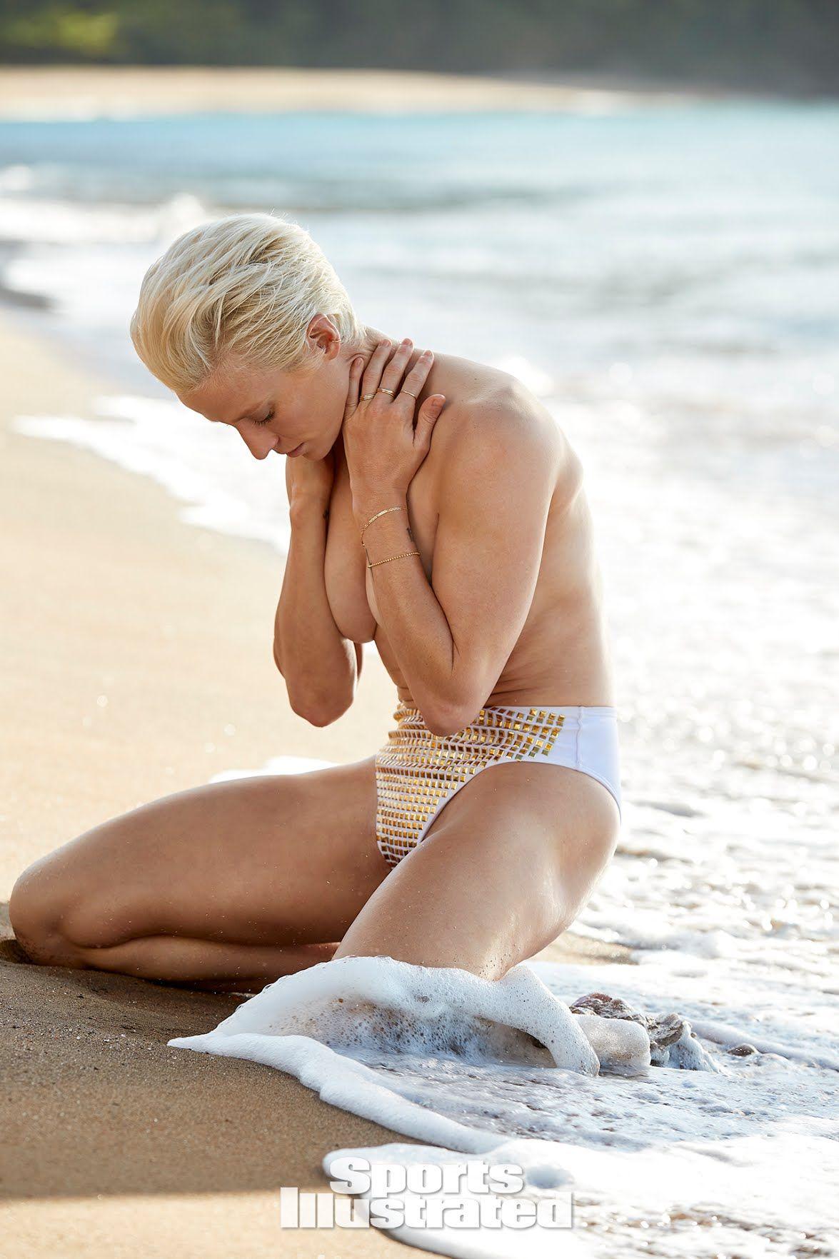 Megan Rapinoe Uswnt 2019 Sports Illustrated Swimsuit Issue