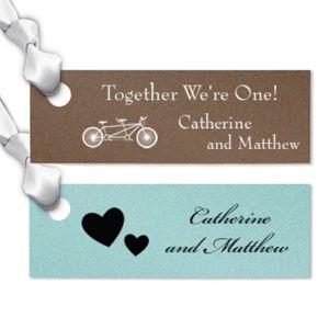 Custom Rectangular Hang Tags