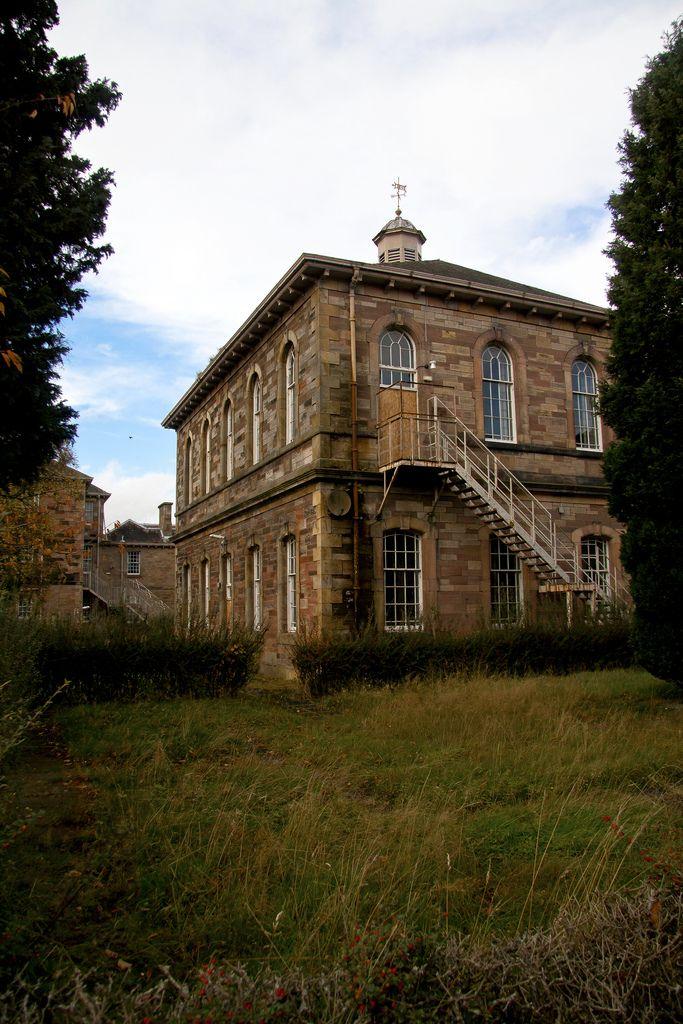 Rosslynlee Hospital Abandoned Hospital Abandoned Places Abandoned